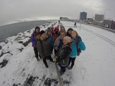 My Ranger Icelandic Adventure Group.