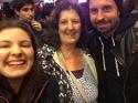 Meeting Alfie Boe after seeing Les Mis on Broadway.